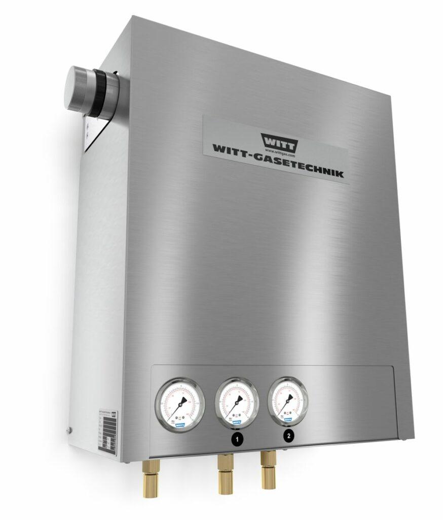 Gasmischer mit pneumatischer Mengendurchflussregelung - MG FLEX